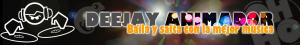 banner dj animador