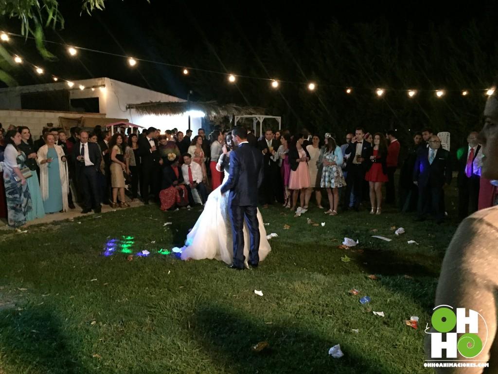 baile en bodas