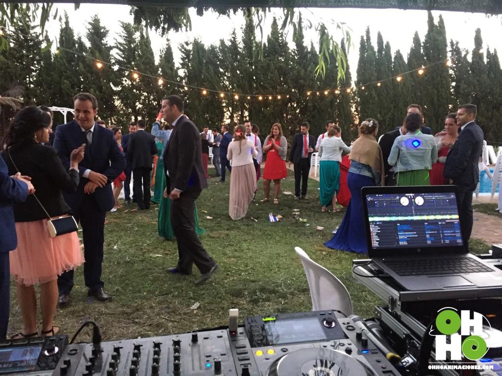 fiesta dj bodas