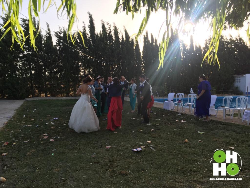 supervivientes en dj para boda