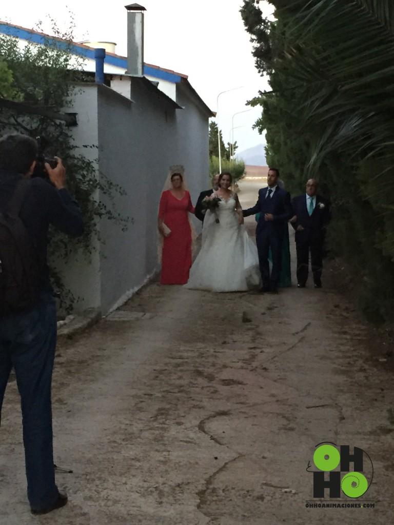 momentos en bodas