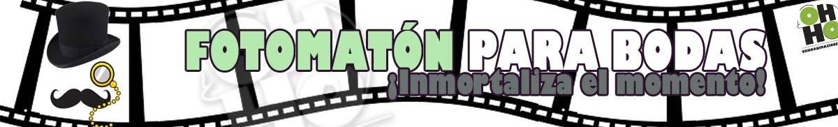 banner videomaton fotomaton bodas