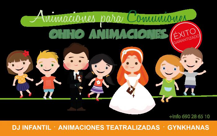 animaciones para comuniones