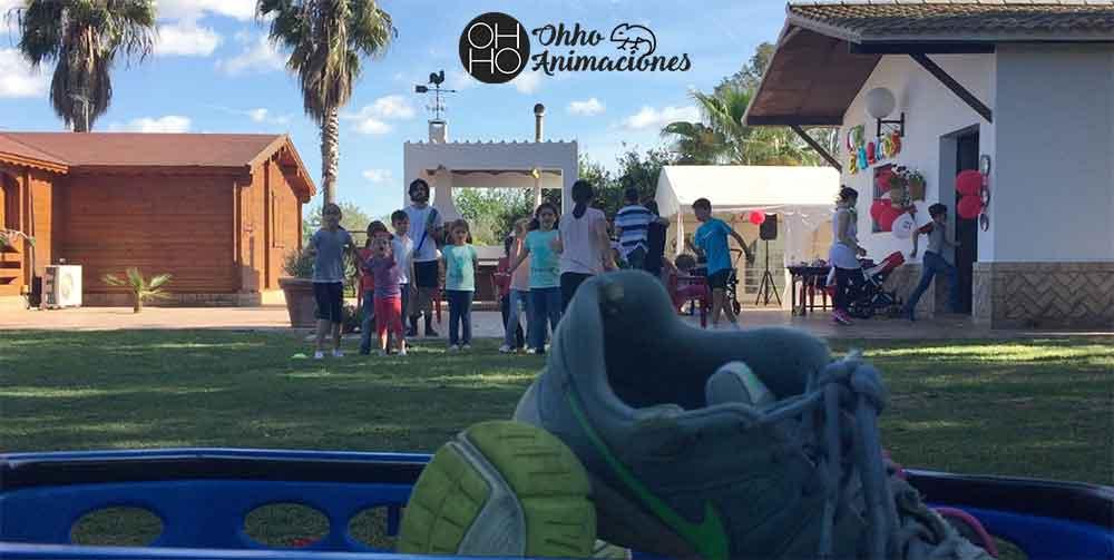 juego de zapatillas ohhoanimaciones