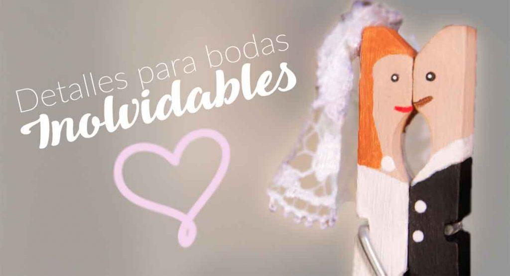detalles para bodas inolvidables en Sevilla