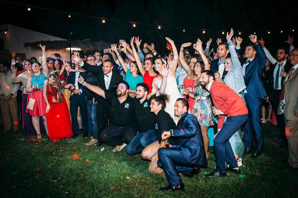 diversión y espectáculos para bodas