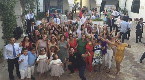 Dj boda en Jerez