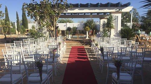 Sonorización para bodas en Sevill