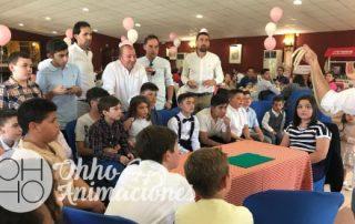 Magia profesional en comuniones en Sevilla
