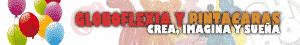 globoflexia y pintacaras en Sevilla