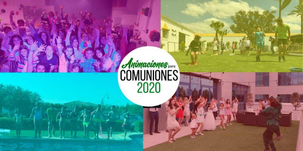 Comuniones animaciones 2020 redes sociales