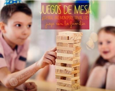 juegos de casa para jugar en familia