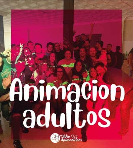 animación adultos en Sevilla