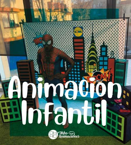 animación infantil Sevilla