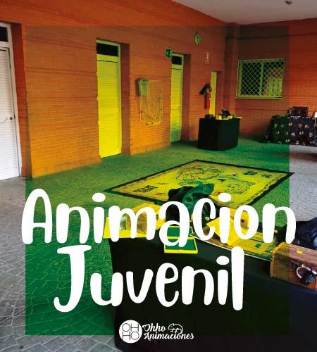 animación juvenil Sevilla