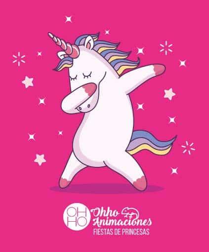 fiestas de unicornios en Sevilla