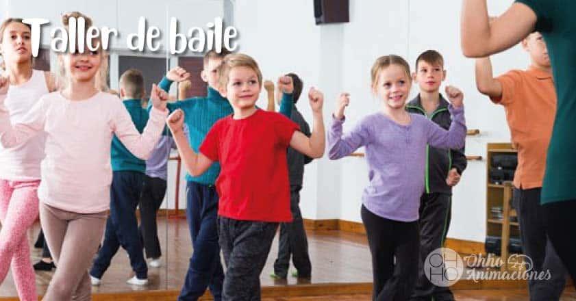 Taller de baile para niños