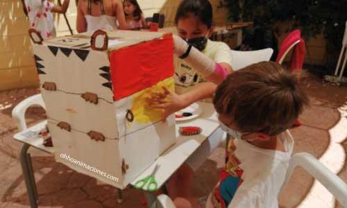 campus de verano sevilla con talleres y manualidades