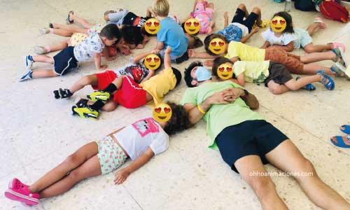 escuela de verano talleres relajación sevilla